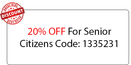 Senior Citizens Discount - Locksmith at Oak Park, IL - Oak Park Illinois Locksmith